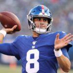 Giants: Daniel Jones Looking to Prove the Doubters Wrong in 2021