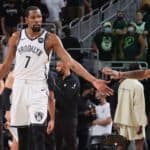 Nets have huge defensive presence in playoffs