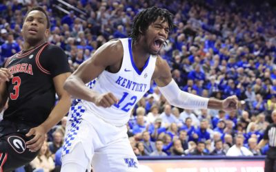 College basketball diary